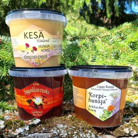 Honey Set Package Combination